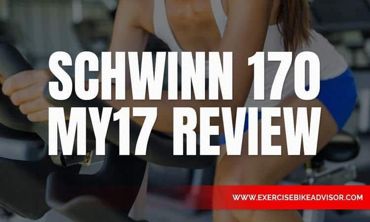 schwinn 170 my17 review