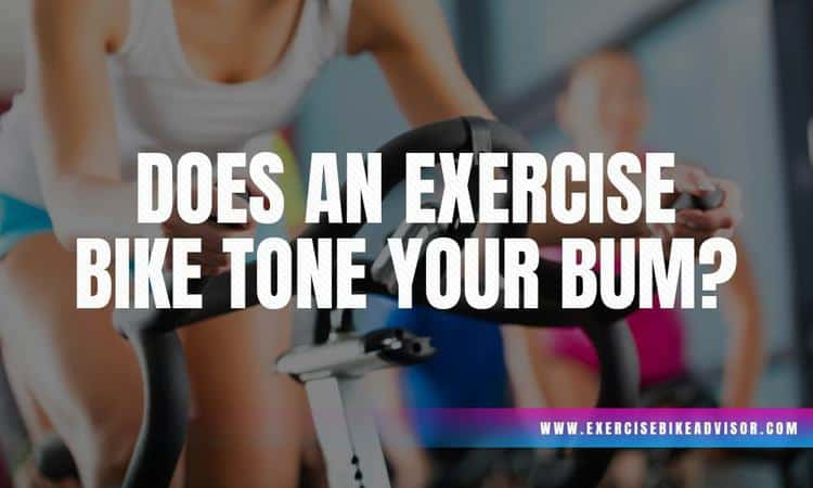 does-an-exercise-bike-tone-your-bum