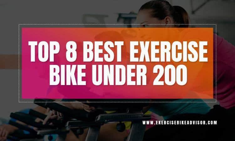 best-exercise-bike-under-200
