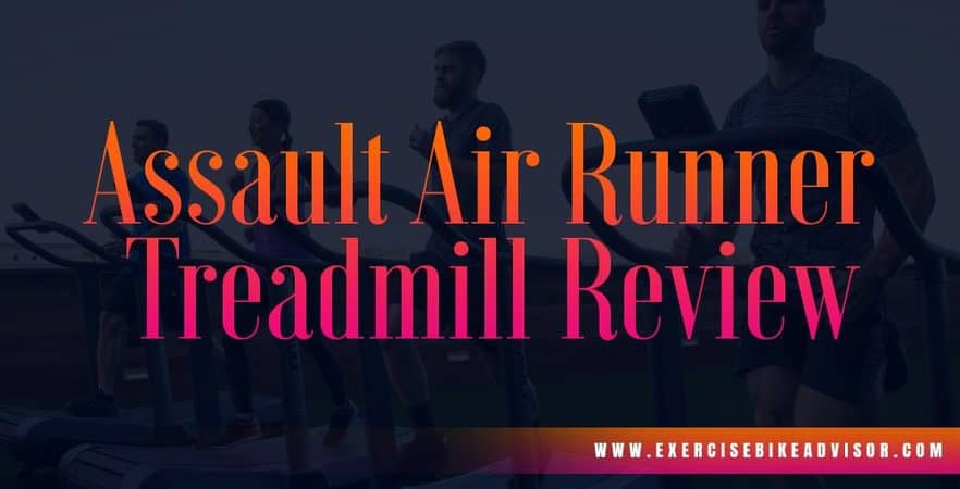 assault air runner treadmill review