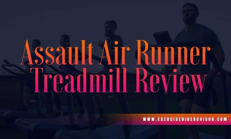 assault air runner treadmill review