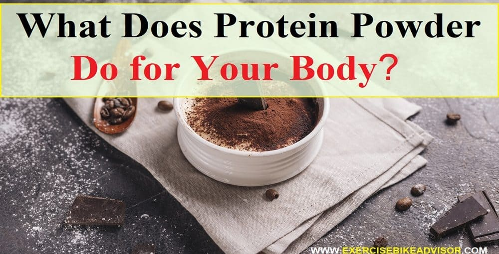 What Does Protein Powder Do for Your Body