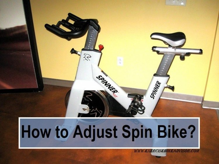 How to Adjust Spin Bike