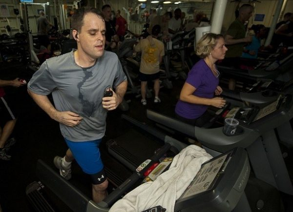 how long should you walk on a treadmill