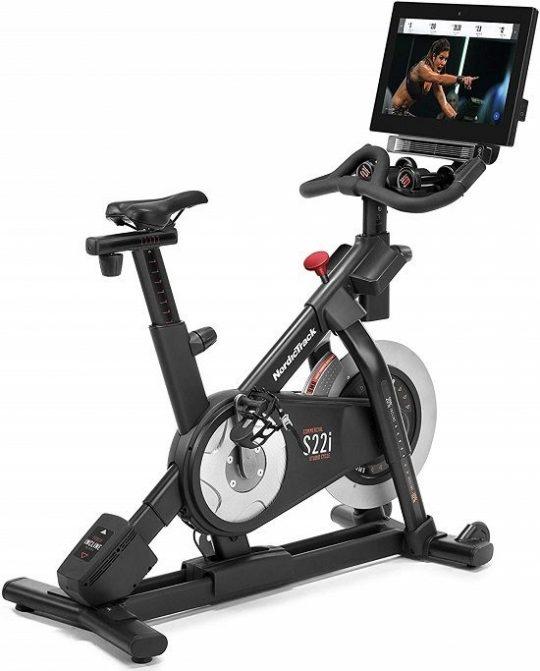 peloton vs nordictrack bike
