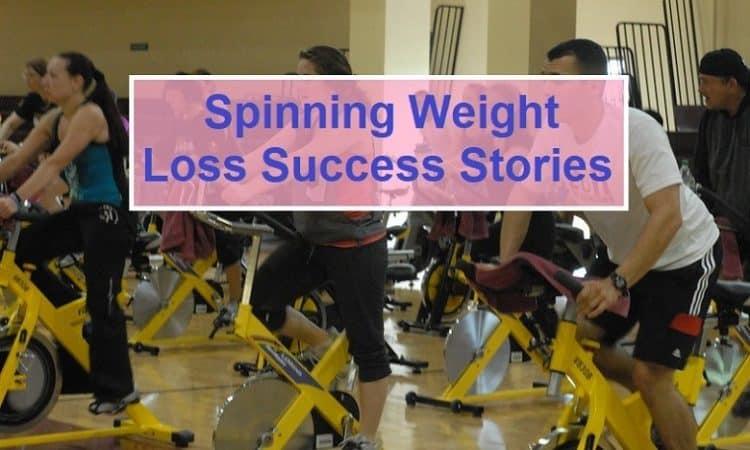 Spinning Weight Loss Success Stories