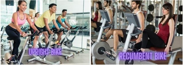 Types of indoor exercise bike