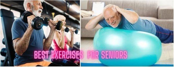 Best Exercises for Seniors at home