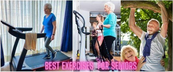 Best Exercise Equipment for Seniors