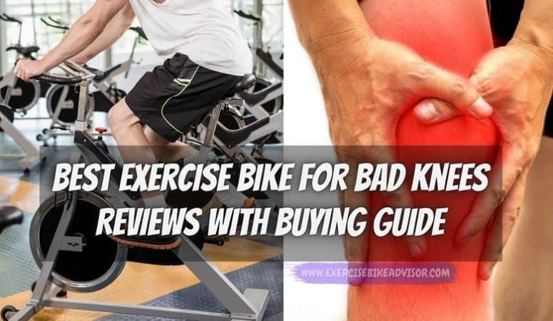 Best Exercise Bike for Bad Knees